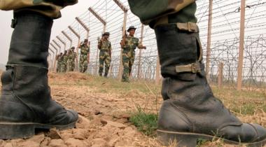 Indian Soldier Killed Major