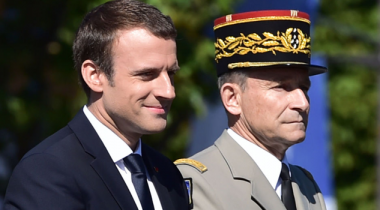 France Army Chief Resign