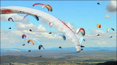 Italy Mae Paragliding Championship