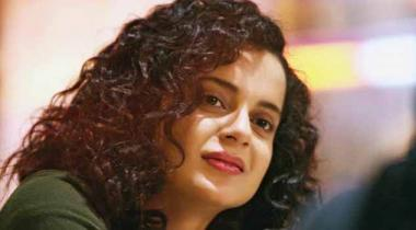Kangna Injured On Set