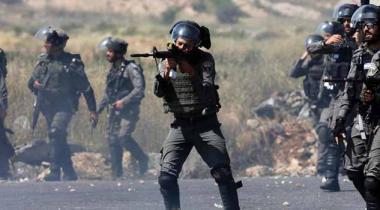 Three Palestinians Martyred Israeli Forces Firing