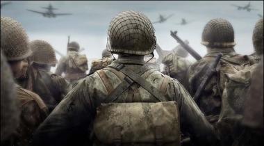 Video Game Call Of Duty World War 2 Ka Naya Trailer