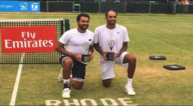 Aisam Ul Haq Clitches Another Title
