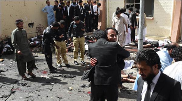 کوئٹہ، سانحہ 8اگست کو ایک سال مکمل