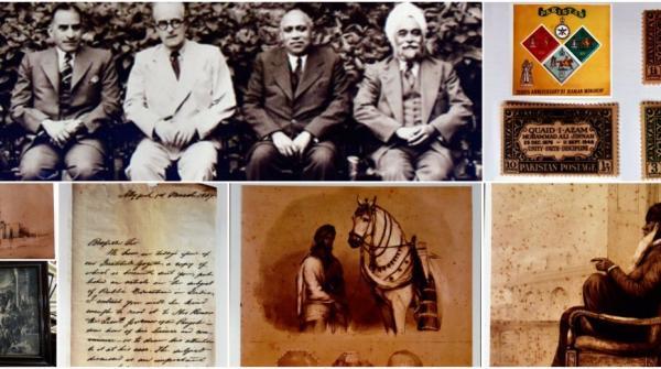 1947 سے پہلے: نایاب تصاویر کی گیلری