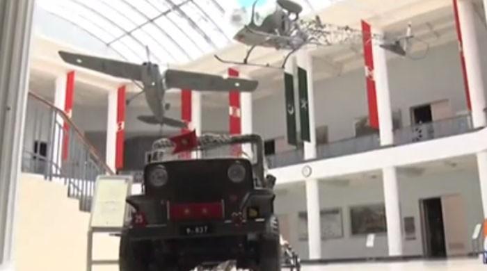 آرمی میوزیم عوام کے لیے کھلے گا