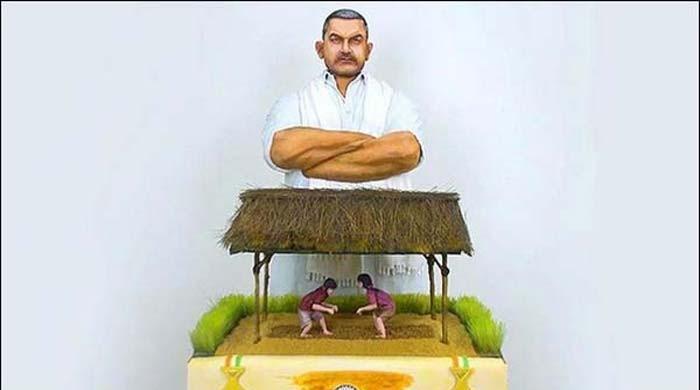 بھارت کا یوم آزادی، دبئی میں دنیاکا سب سے مہنگا کیک تیار