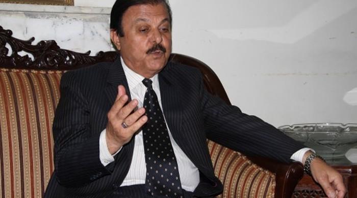 سینیٹر یعقوب خان کو مسلم لیگ ن کا قائم مقام صدر بنانے کا فیصلہ