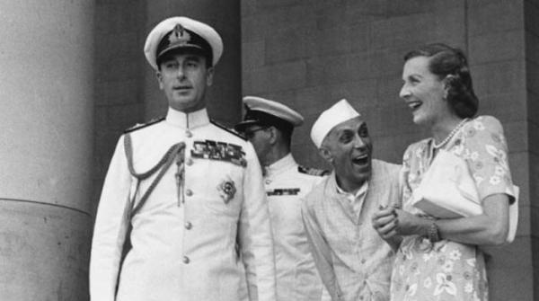 لیڈی ماؤنٹ بیٹن،پنڈت نہرو اور مسئلہ کشمیر