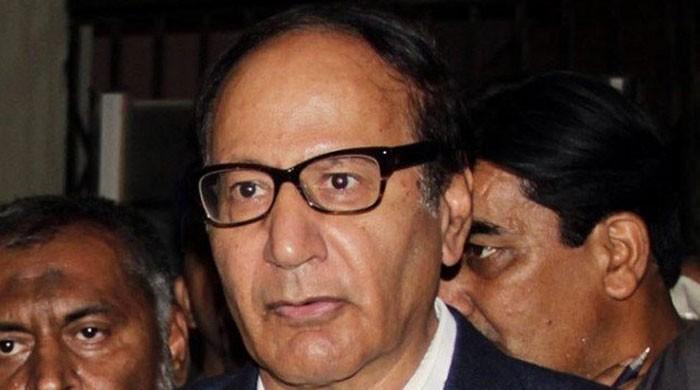 چوہدری شجاعت لیگی دھڑوں کو جوڑنے کیلئے کراچی میں
