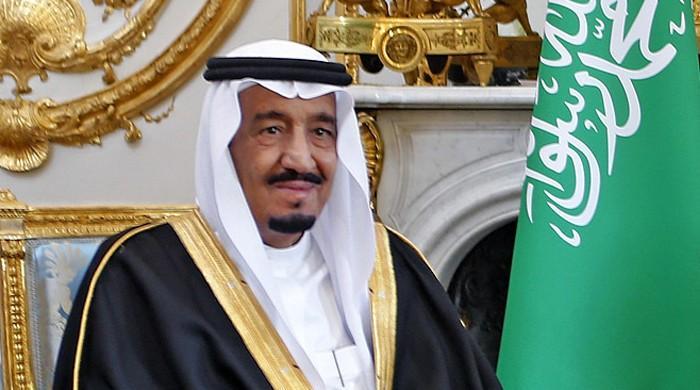 شاہ سلمان کا قطری عازمین حج کیلئے سرحد کھولنے کا حکم