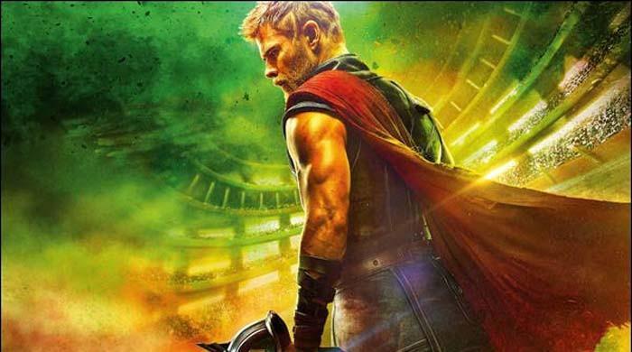 فلم ' تھور ریگنوروک' کا نیا ٹریلر جاری