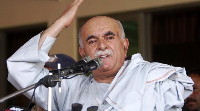 داخلی و خارجی سمیت تمام پالیسیاں پارلیمنٹ میں بننی چاہئیں، محمود اچکزئی