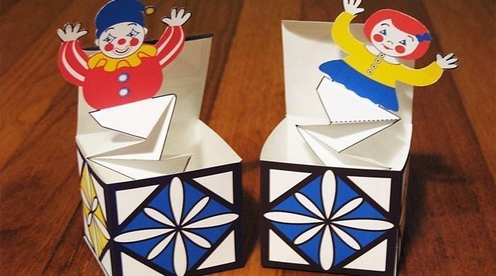 جاپان میں کاغذی کھلونوں کا انوکھا فن
