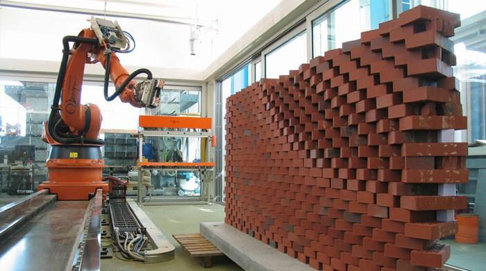 سعودی عرب میں اب روبوٹ مکان تعمیر کریں گے