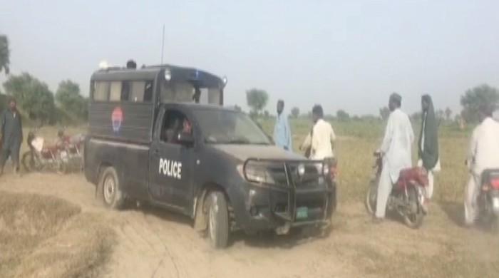 راجن پور میں ڈاکوؤں نے 7 پولیس اہلکاروں کو اغوا کرلیا