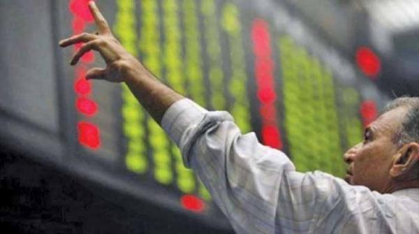 اسٹاک مارکیٹ میں مندی برقرار، 100 انڈیکس 925 پوائنٹس گر گیا