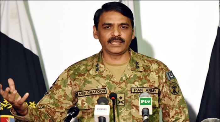 اعتماد ہے دہشتگرد دوبارہ سر نہیں اٹھا سکیں گے، میجر جنرل آصف غفور