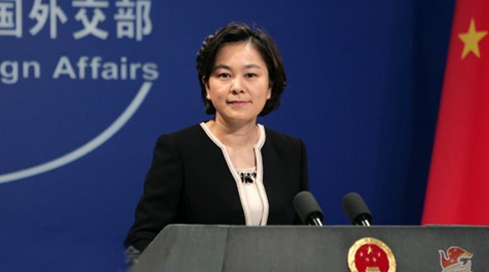عالمی برادری پاکستان کی قربانیوں کو تسلیم کرے: چین