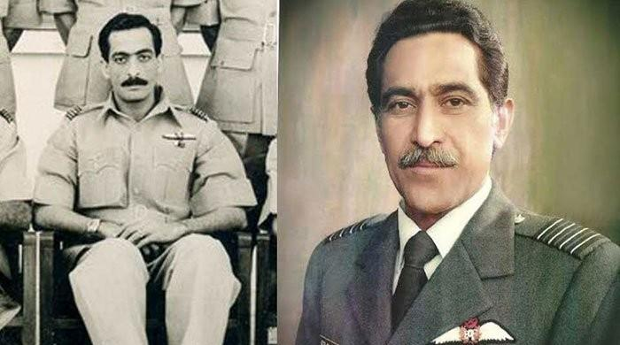فضائی جنگ کا پاکستانی ہیرو سیسل چوہدری