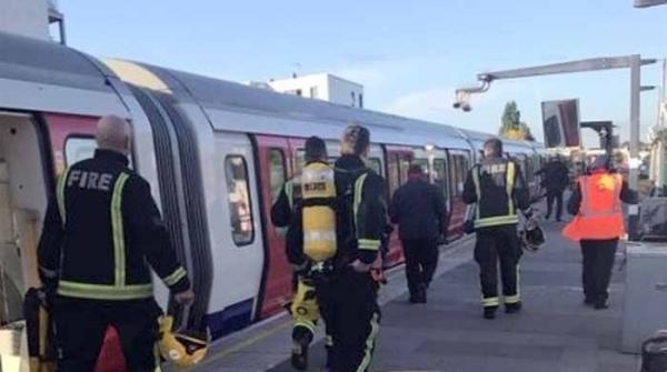 اسکاٹ لینڈ یارڈ نے لندن ٹرین دھماکے کو دہشت گردانہ کارروائی قرار دیدیا