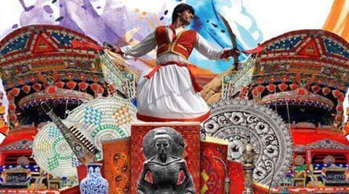 کالام میں ثقافتی میلے کے دلچسپ رنگ