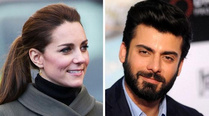برطانوی شہزادی کے ساتھ فواد خان بھی 100 خوبصورت افراد کے مقابلے میں
