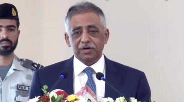 گورنر سندھ محمد زبیر کا بھتے کی پرچی ملنے کا انکشاف