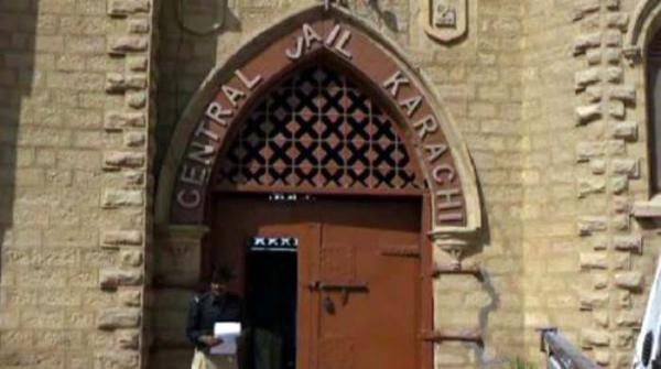 کراچی سینٹرل جیل میں انتہائی خطرناک قیدیوں کا نیٹ ورک توڑ دیا گیا