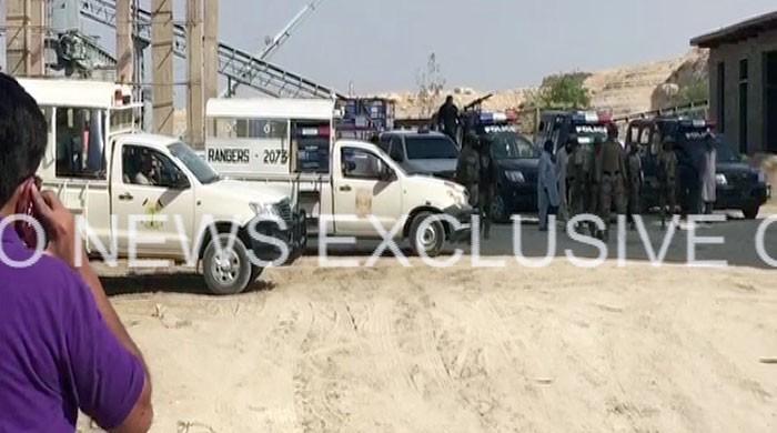 سکھر کی سیمنٹ فیکٹری میں دھماکا، سیکیورٹی اہلکاروں سمیت 5 جاں بحق