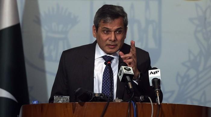 'بھارت دوسرے ممالک کے ذریعے پاکستان میں دہشتگردی پھیلا رہا ہے'.