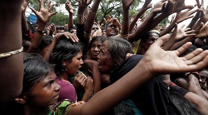 روہنگیا اپنی بقاء کے لیے کچھ بھی کرسکتے ہیں، بنگلہ دیشی وزیر داخلہ اسد الزمان