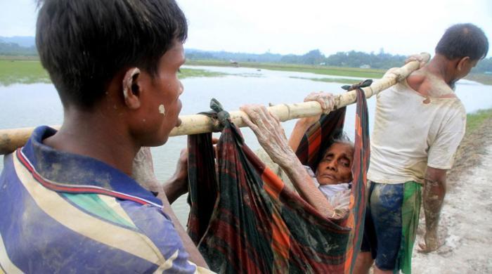 میانمار کا پاکستانی سفیر کو طلب کرکے احتجاج