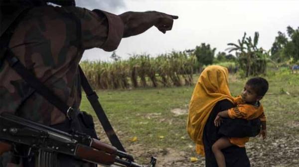 بھارت نے روہنگیا مسلمانوں کا ملک میں داخلہ روکنے کیلئے فورسز کو کھلی چھوٹ دیدی