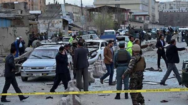 افغانستان میں پولیس اور فوج پر حملے، 5 اہلکار ہلاک اور 16 زخمی