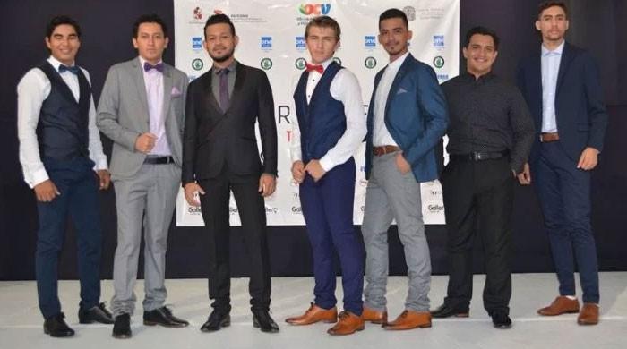 میکسیکو میں مردوں کا مقابلہ حسن: کوئی امیدوار معیار پر پورا نہ اترسکا