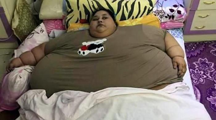 دنیا کی وزنی ترین خاتون انتقال کر گئیں