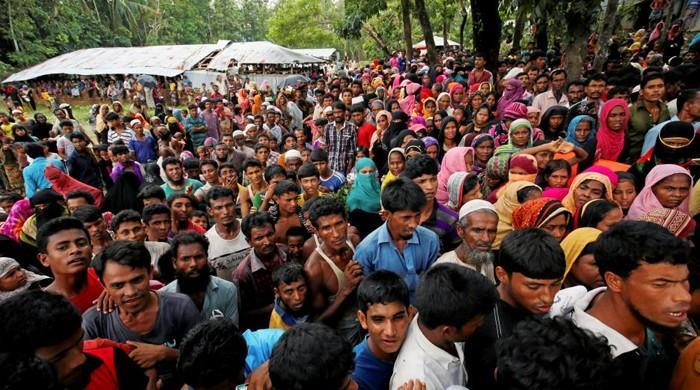 بنگلادیش نے روہنگیا مہاجرین پر موبائل فون کے استعمال پر پابندی لگا دی