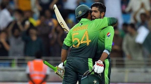 دوسرے ون ڈے کیلئے پاکستانی ٹیم میں کوئی تبدیلی متوقع نہیں