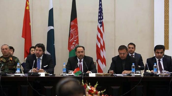 طالبان سے مذاکرات: 4 فریقی رابطہ گروپ کا اجلاس مسقط میں جاری