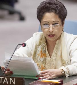 'انسانی حقوق کونسل کا رکن منتخب ہونا پاکستان پر اعتماد کا اظہار ہے'