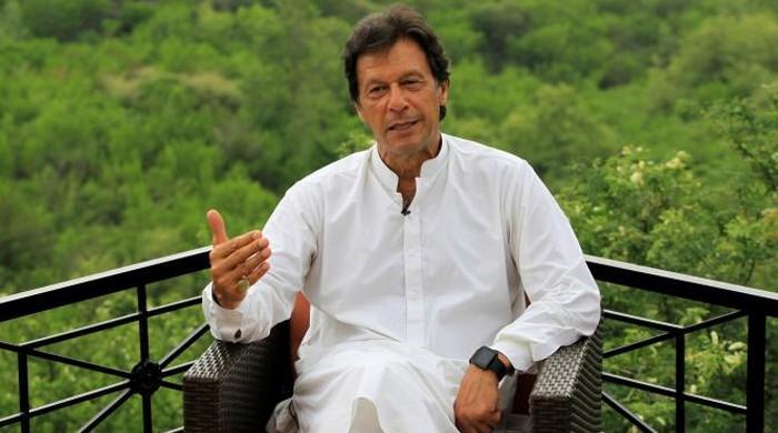 عمران خان کے وارنٹ گرفتاری ایس ایس پی آپریشنز کو بھجوا دیے گئے