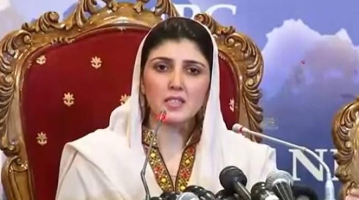 عائشہ گلالئی کو ڈی سیٹ کرنے کی درخواست پر فیصلہ محفوظ