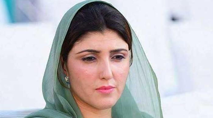 عائشہ گلالئی کو نااہل قرار دینے کی انٹرا کورٹ اپیل مسترد