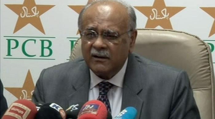 پی ایس ایل میچز لاہور میں کروادیے، اب کراچی کی باری ہے: نجم سیٹھی