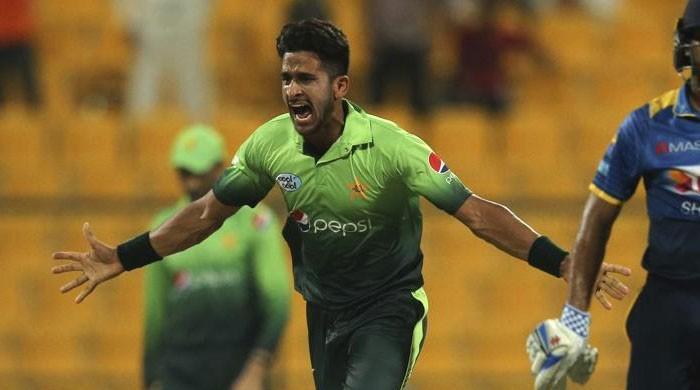 حسن علی تیز ترین 50 وکٹیں لینے والے پاکستانی باؤلر بن گئے