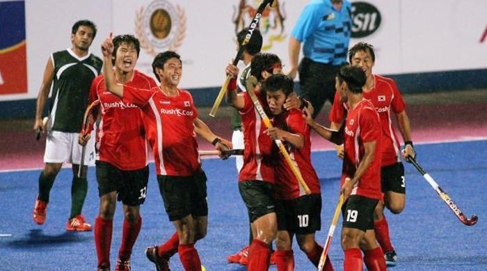 پاکستان کے ایشیا ہاکی کپ کے فائنل میں پہنچنے کے امکانات معدوم ہوگئے
