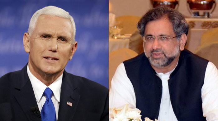 امریکی نائب صدر کا وزیراعظم کو فون، مغویوں کی بحفاظت بازیابی پر شکریہ ادا کیا