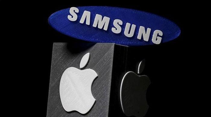 سام سنگ اسمارٹ فون نے نئے ایپل آئی فون سے بازی مار لی