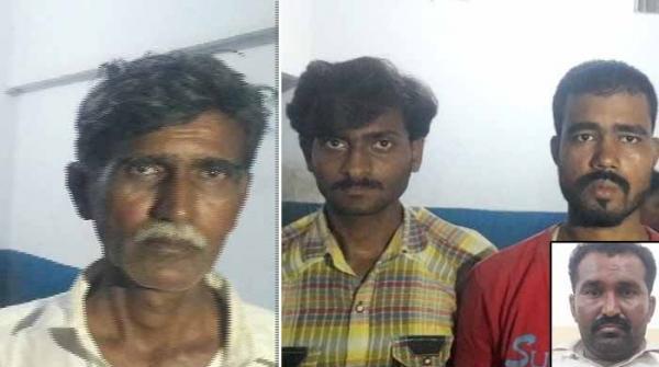کراچی میں لڑکی کے اغوا کی کوشش ناکام، 4 اغوا کار گرفتار